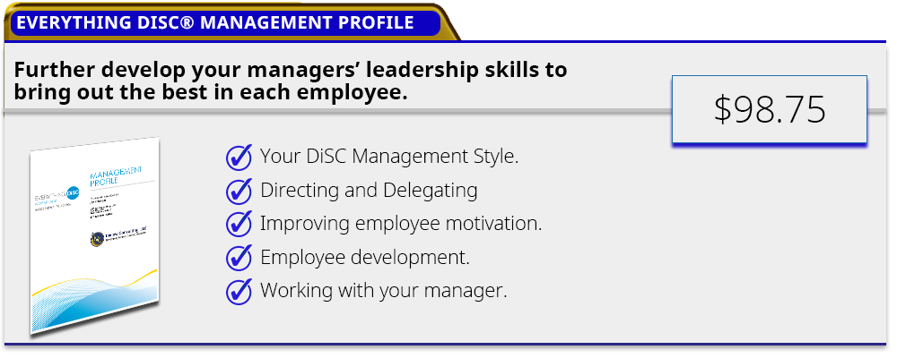 management profile 98.75
